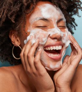 What is the right face wash for you