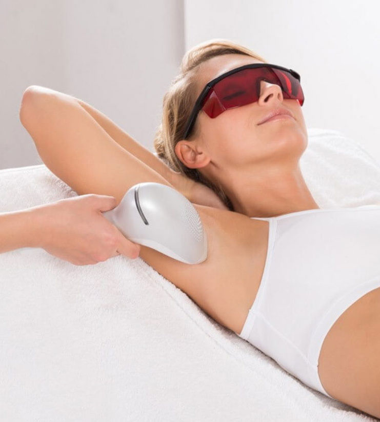 get permanent hair removal