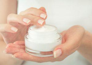moisturized for vi peel post care